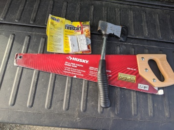 Car Essentials Fire Starting