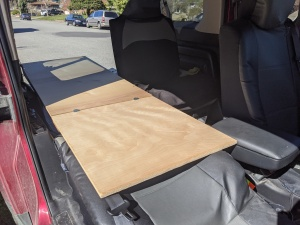 Honda Element Bed Frame