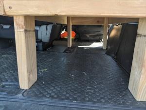 Honda Element Bed frame