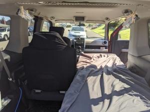 Honda Element Camper Mattress