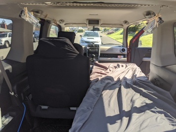 Honda Element Camper Mattress