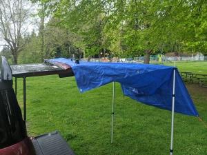 Honda Element Rain Fly Tent